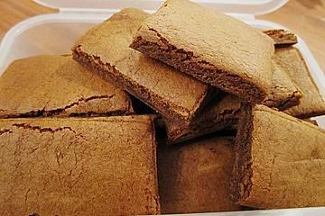 Braune Kuchen
