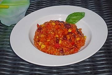 Chili vegetarisch