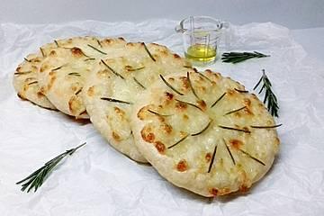 Mozzarella - Focaccia