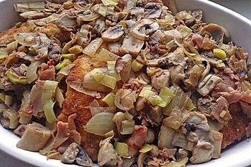 Pikante Schnitzel