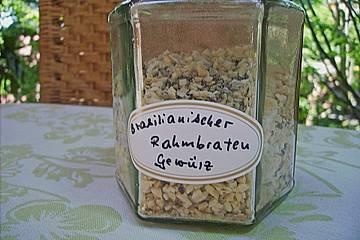 Brasilianisches Rahmbratengewürz