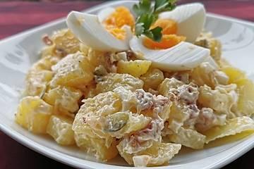 Deftiger Kartoffelsalat