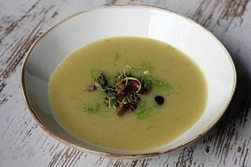Fenchel-Zitronen Suppe