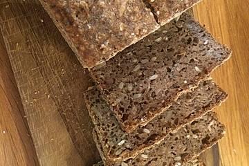 Dinkel - Sauerteig Brot