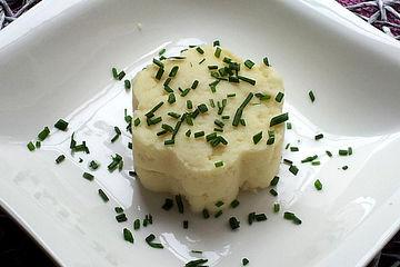 Kartoffelbrei - Kartoffelstampf à la Mäusle
