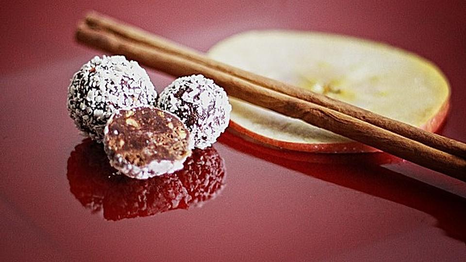 Apfel Calvados Zimt Praline von sedea   Chefkoch