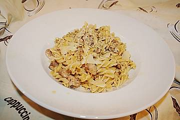 Pasta Tetrazzini