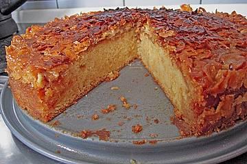 Arabischer Honigkuchen
