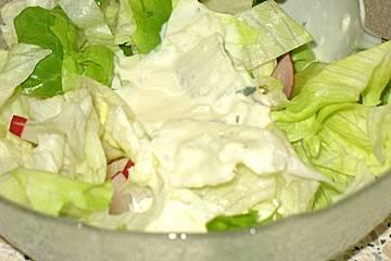 Joghurtdressing