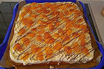 Möhren-Orangen-Schnitten