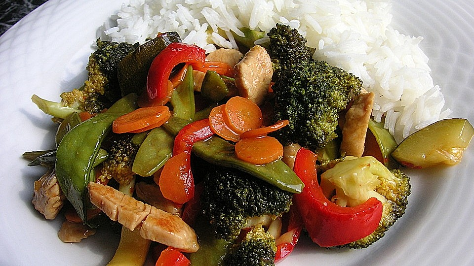 Stir fry von Hanka78   Chefkoch