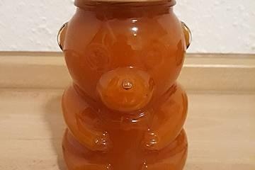 Kürbis - Kokos - Marmelade