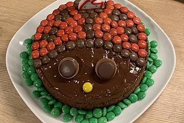 Schokoladen-Rührkuchen