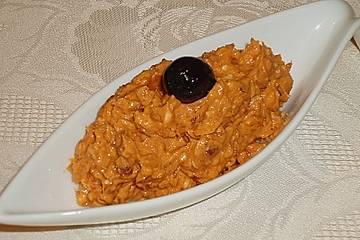 Pesto Rosso Butter