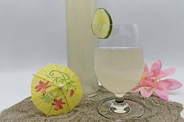 Karibisches Ingwerbier (alkoholfrei)