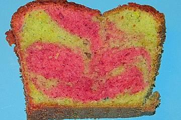Apfel-Himbeer Kuchen