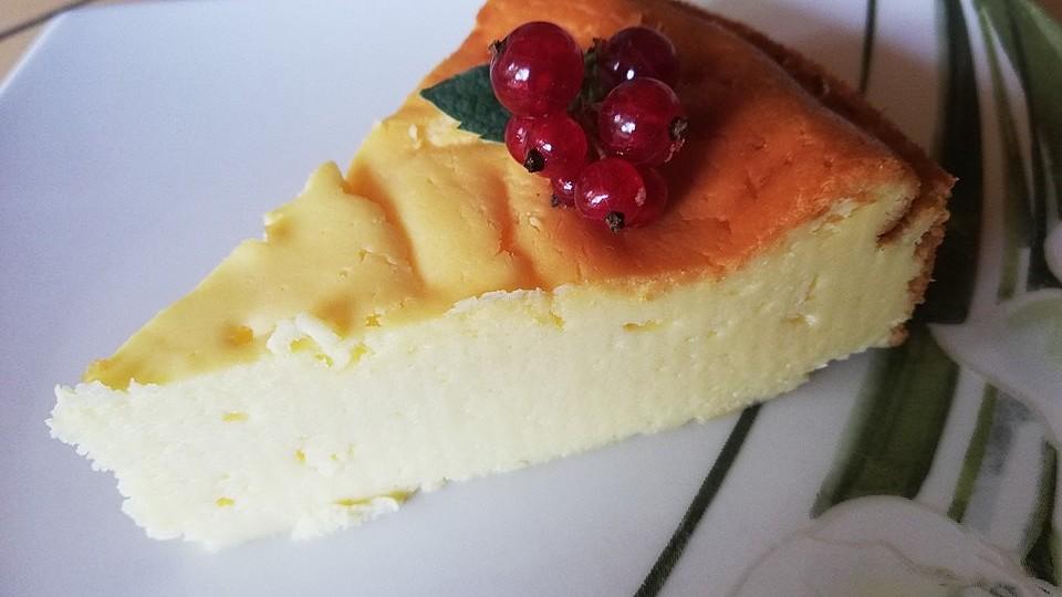 Kg boden 1 käsekuchen quark mit Käsekuchen: Rezept