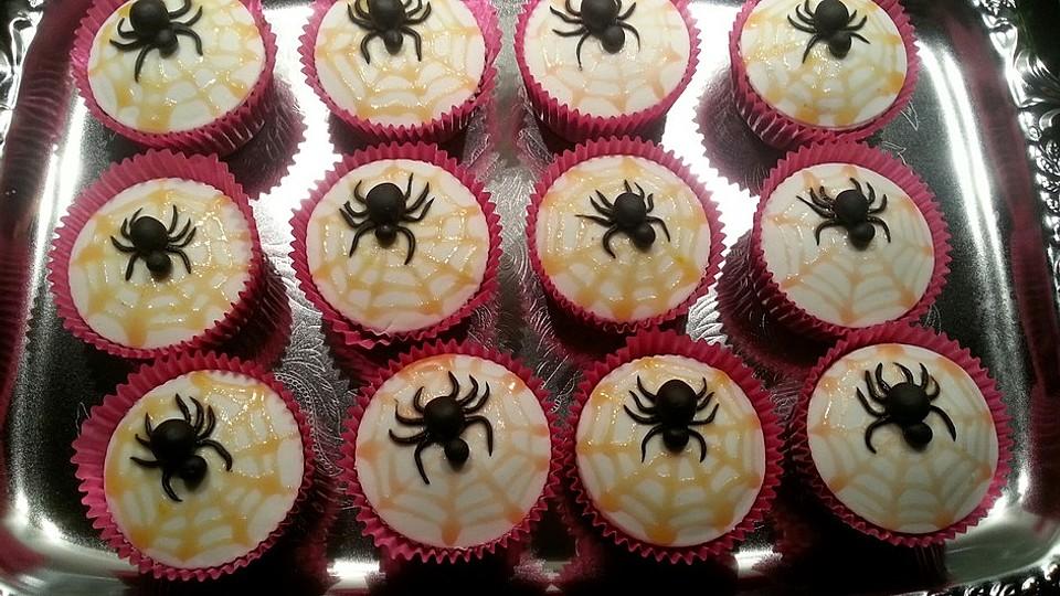 Halloween Rezepte Mit Bild.Halloween Muffins Von Muffin Bakery Chefkoch