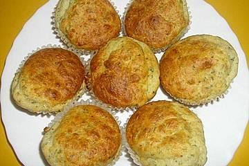 Parmesan-Kräuter-Muffins