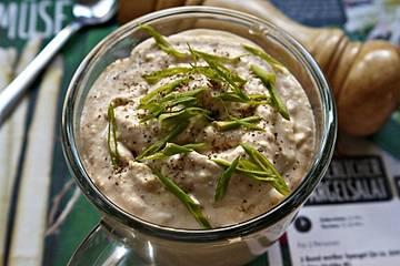 Schafskäse-Thunfisch-Creme