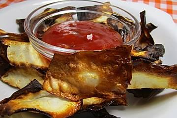 Sellerie-Chips
