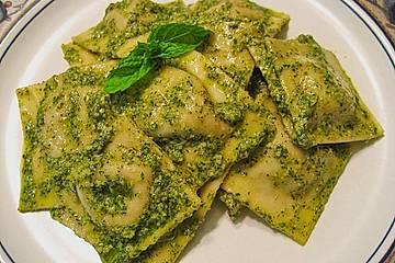 Limetten-Minz-Pesto