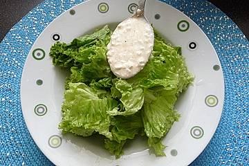 Eselchens Hüttenkäse-Salatdressing