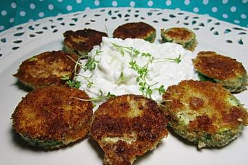 Rezepte mit zucchini schnitzel