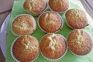 Mandarinen-Joghurt-Muffins à la Ikea