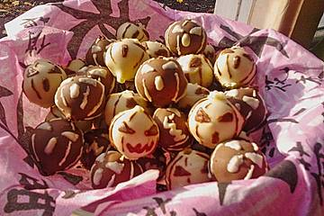 Halloween-Pralinen