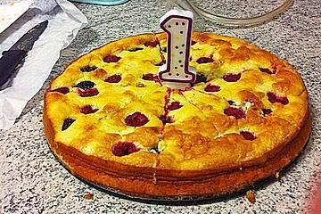 Anna-Lenas erste Geburtstagstorte