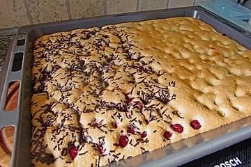 Selterskuchen-Tassenkuchen