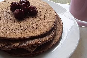 Eiweiß-Pfannkuchen