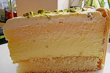 Cointreau-Eierlikör Torte