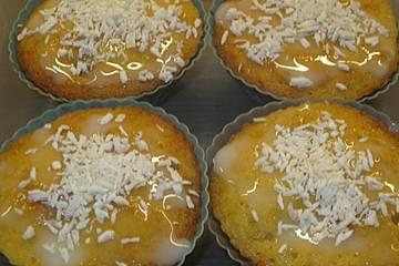 Kokos - Ananas - Muffins