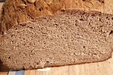 Rosinenkinds Low Carb Brot