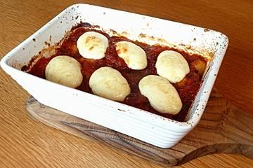 Gnocchi mit Ziegenkäse