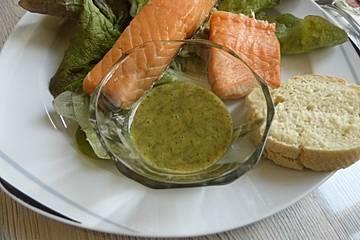 Senf-Honig-Sauce