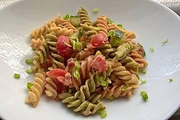 Susannes Pasta-Salat