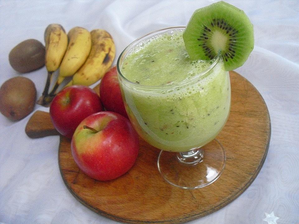 smoothie kiwi banane)