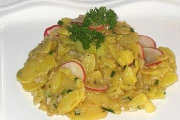 Kartoffel-Radieschen Salat