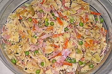 Fledermaus-Salat