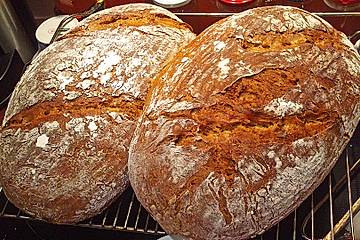 Hobbykos Odenwälder Rosé-Bockbier Brot