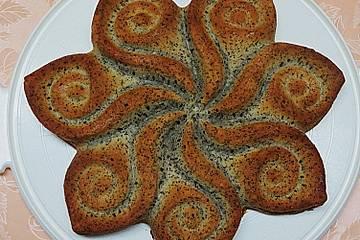 Andis Mohn-Quark Kuchen