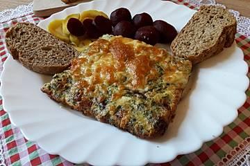 Brokkoli-Omelett