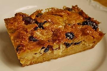 Mini-Kuchen mit Florentiner-Belag