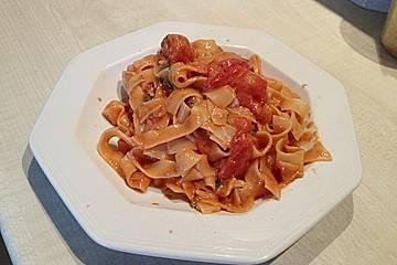 Svenjas Tomatensoße für Pasta