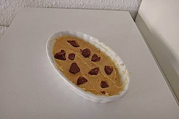 Cookie Dough Crème brûlée