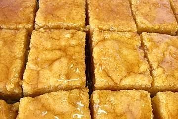 Griechischer Orangen-Grieß-Kuchen
