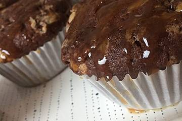 Muffin rezept schoko nutella